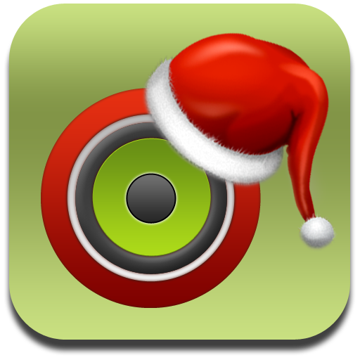 Christmas Radio - An online streaming radio for delivering the best Christmas transmissions to your iPhone/iPod Touch