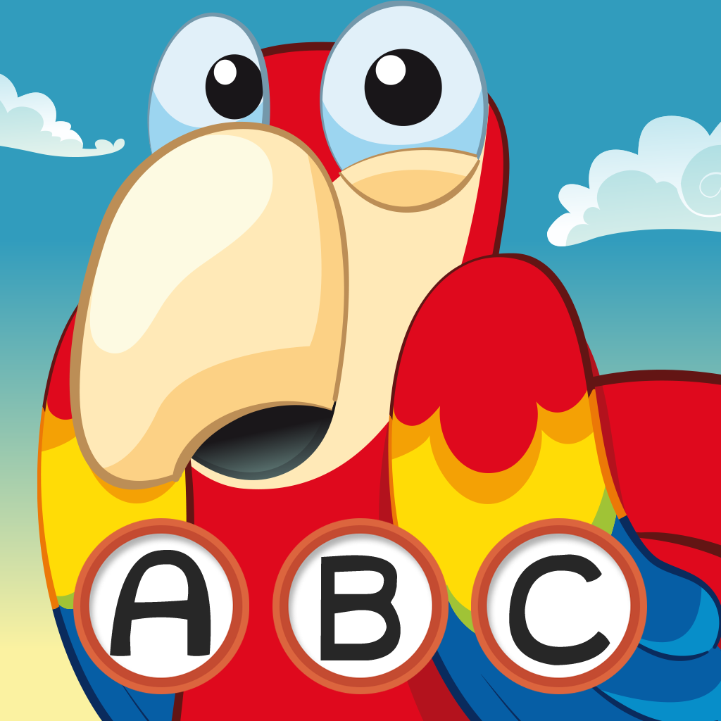 ABC Pirates learning games for children: Word spelling of the pirate world for kindergarten and pre-school